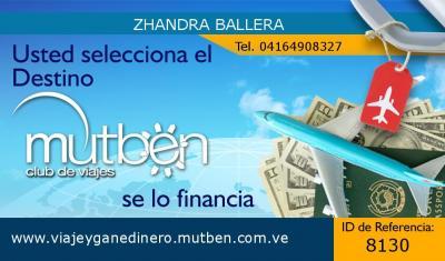 Financiamos tus viajes